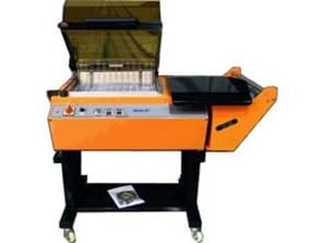 One Step Shrink Machine 4255