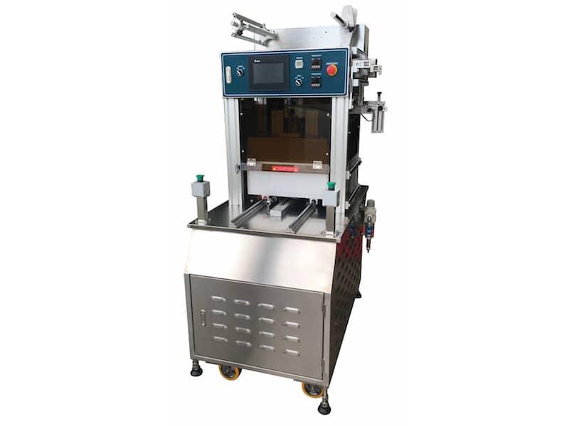 Semi Automatic Tray Sealer NSS702M