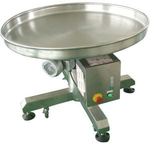 Rotary Food Processing Table