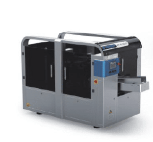 High speed rotary doy pouch sealer